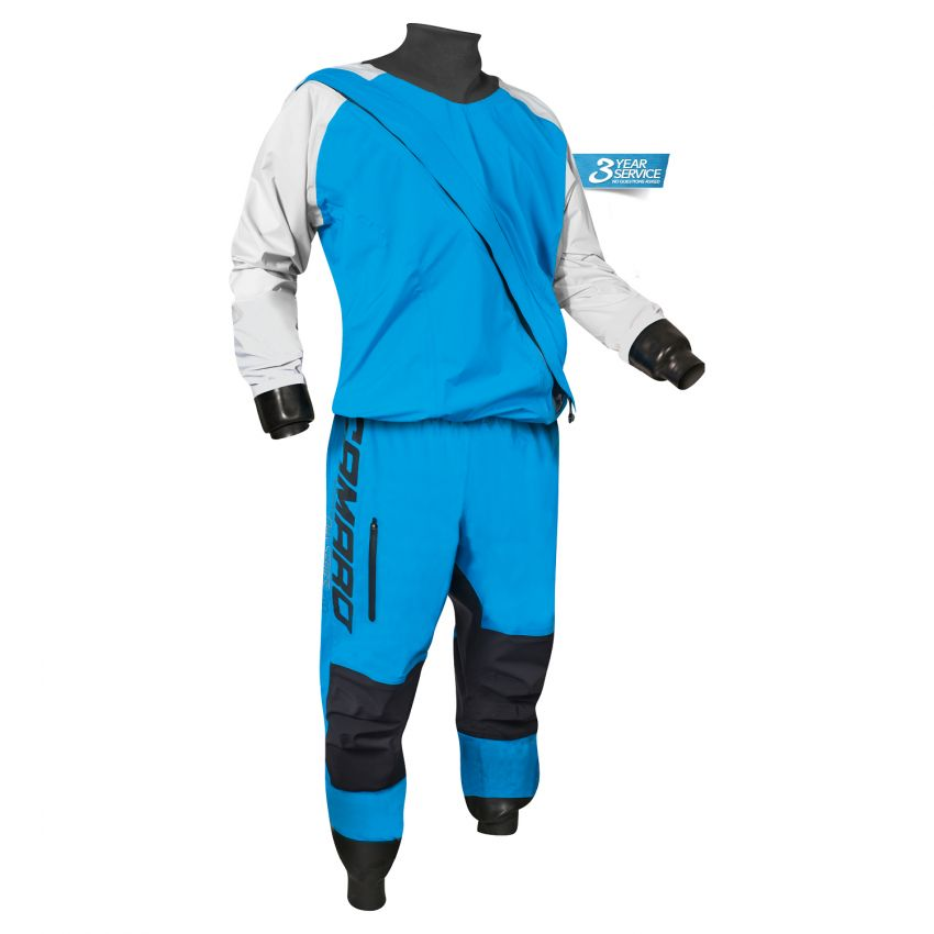 STORMTEC 3.0 SAIL Ultralight Breathable Drysuit Junior