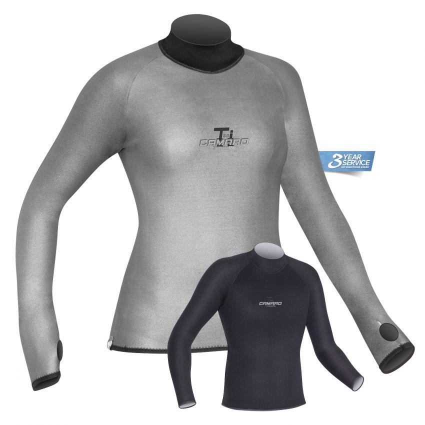 Titanium Shirt Longsleeves