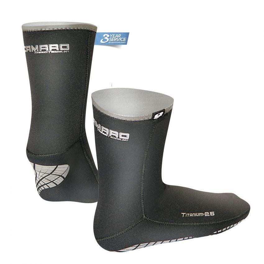 Titanium 2.5 Thermo Socks