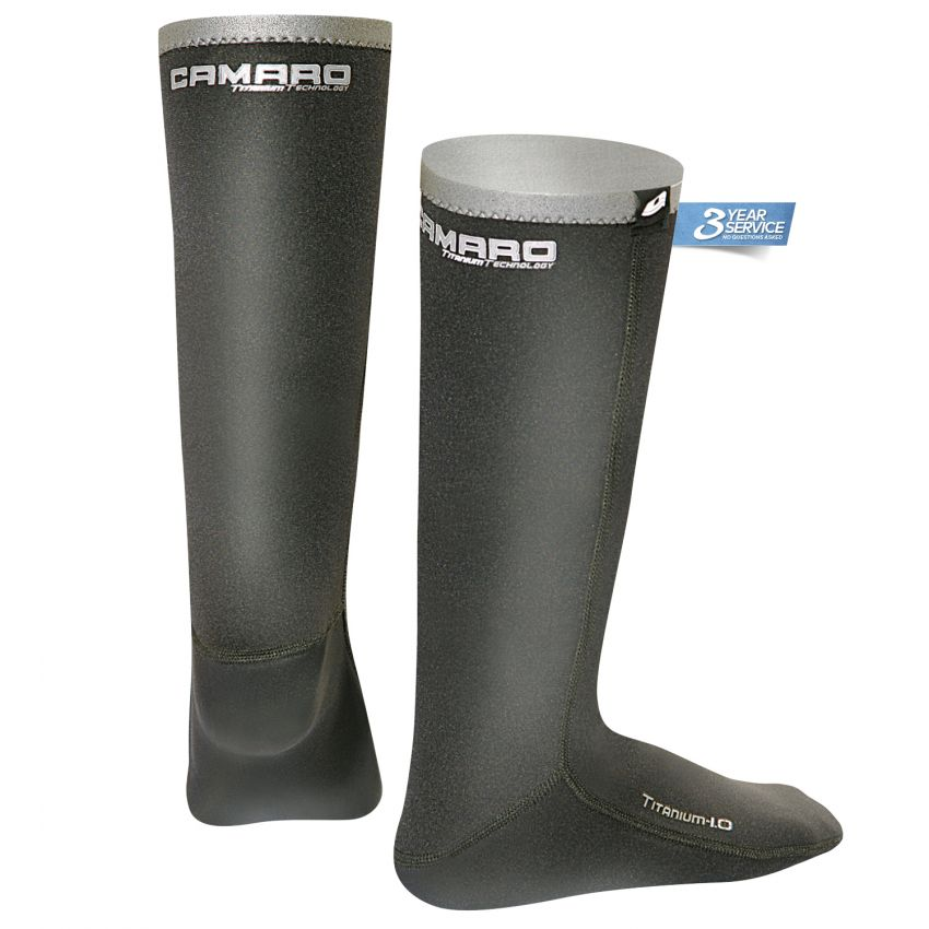 Titanium 1.0 Thermo Longsocks