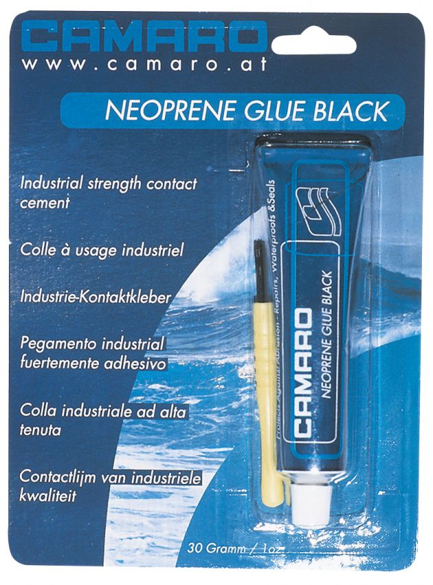 Neopren Glue Black