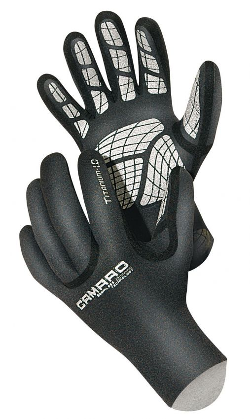 Titanium Thermo Gloves